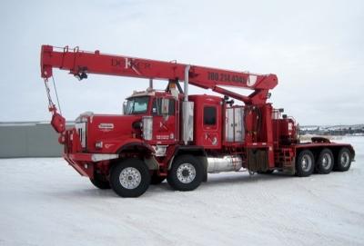 Dekker Oilfield Picker Trucks