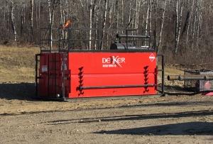 Dekker Oilfield Tank Rentals