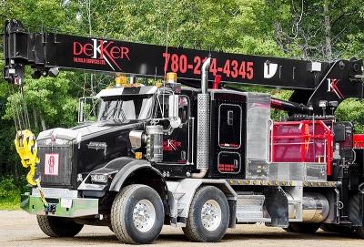 All about Dekker Oilfield Services