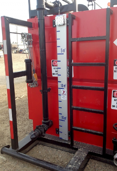Dekker Oilfield Services Flow Tank Rentals